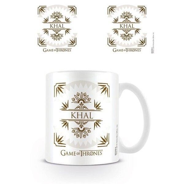 Le Trône de fer mug Khal