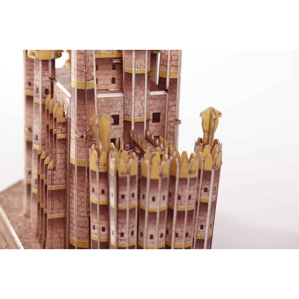 Puzzle 3d Le Trône de fer puzzle 3D Westeros (260 pièces)