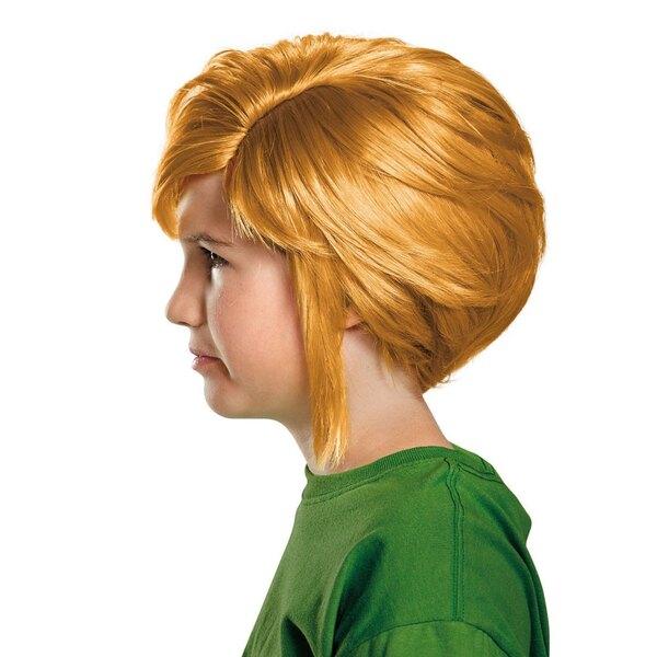 Legend of Zelda accessoires déguisement enfant perruque de Link