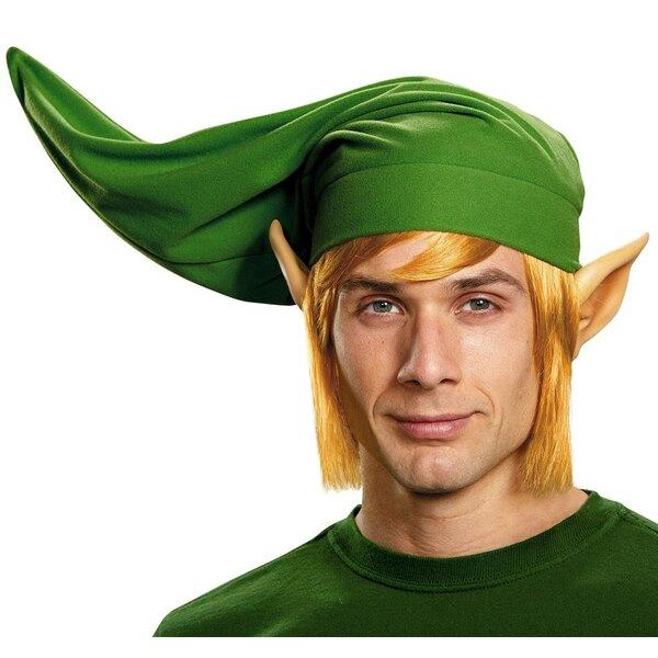 Legend of Zelda accessoires déguisement Deluxe adulte Link