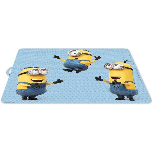 Minions assortiment 10 sets de table 3D Trio