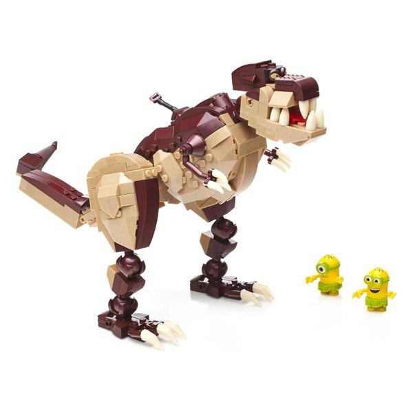 Minions Mega Bloks jeu de construction Dino Ride