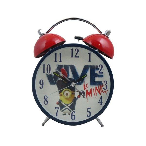 Minions réveil Vive Le Minion