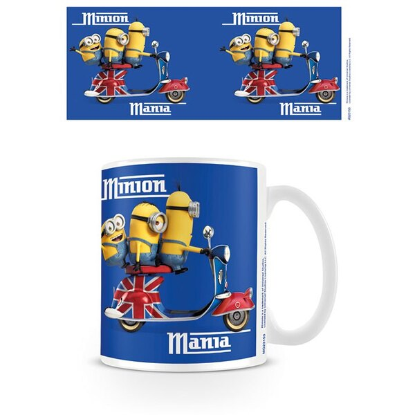 Minions mug Minion Mania