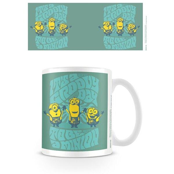 Minions mug Groovy Day