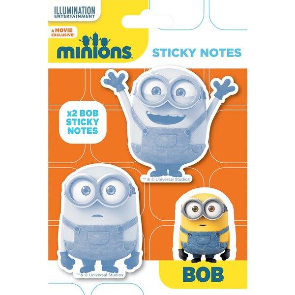 Minions set Post-it Bob