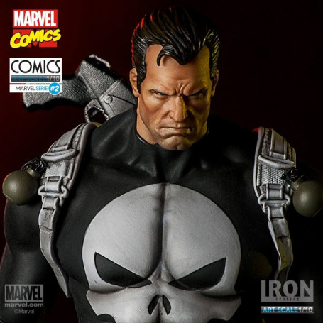 Marvel Comics statuette 1/10 Punisher 21 cm