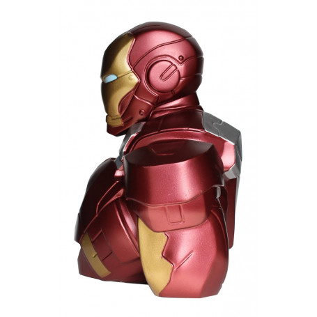 Hulkbuster Bust Marvel Comics Tirelire Avengers Issue Infinity guerre Exclusive