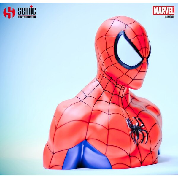 Marvel Comics buste / tirelire Spider-Man 22 cm