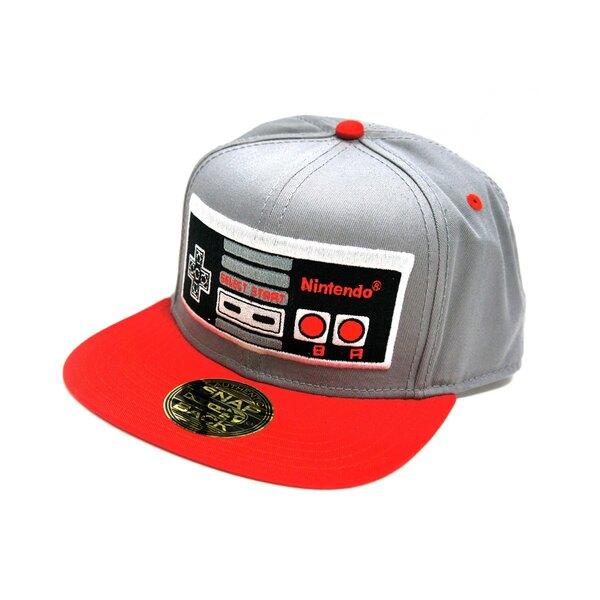 Nintendo casquette hip hop Controller