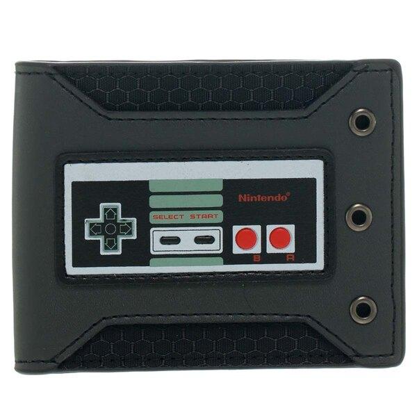Nintendo porte-monnaie Controller Rubber Badge