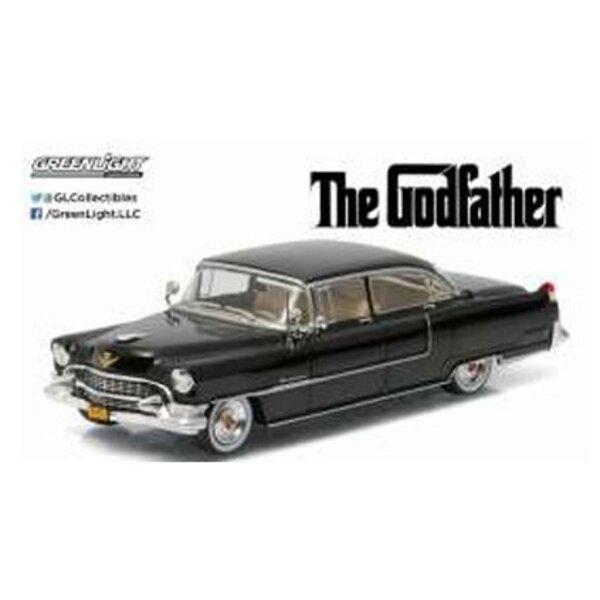 Le Parrain 1955 Cadillac Fleetwood Special 1/43 métal