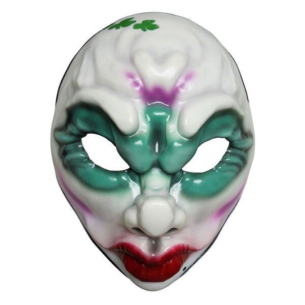 Payday 2 masque Clover