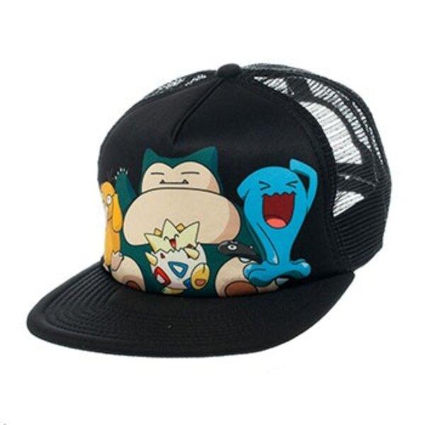 Pokemon casquette trucker Characters II