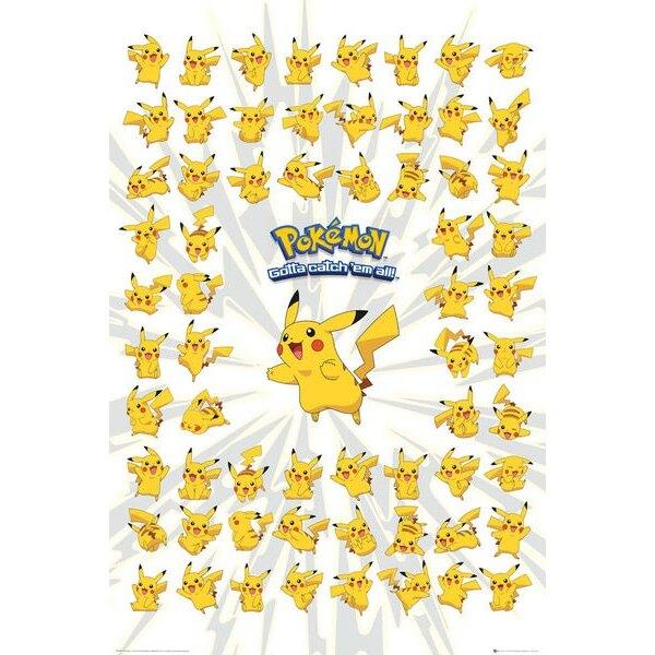 Pokemon présentoir posters 61 x 91 cm (35)