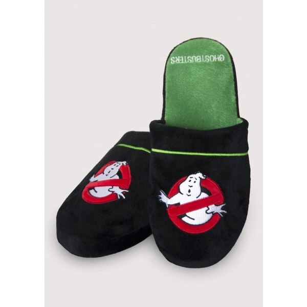 SOS Fantômes chaussons No Ghosts