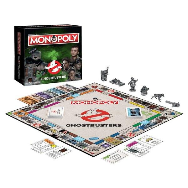 SOS Fantômes jeu de plateau Monopoly *ALLEMAND*