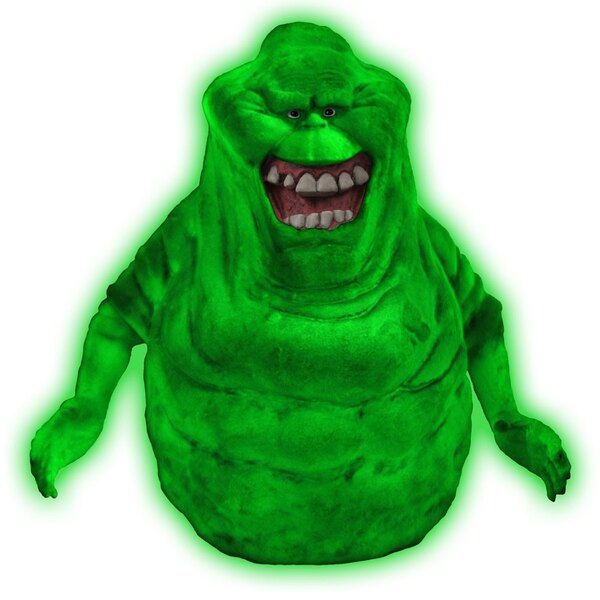 SOS Fantômes tirelire Glow-In-The-Dark Slimer 20 cm