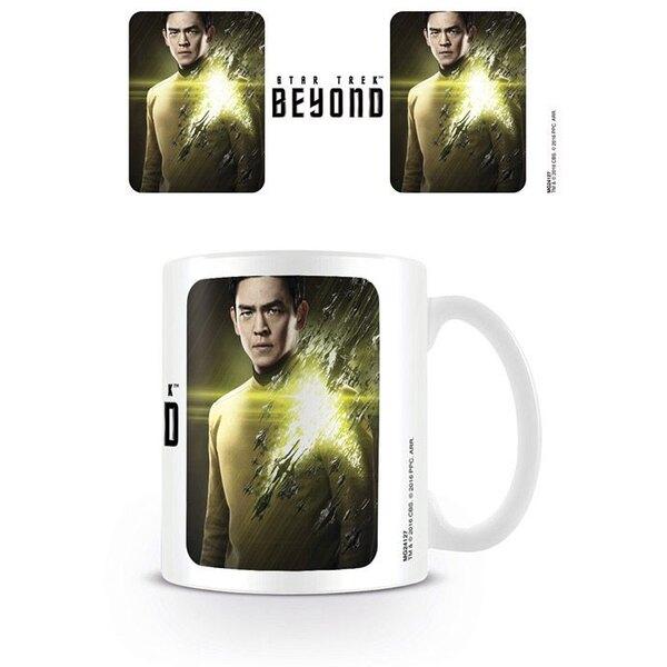 Star Trek Beyond mug Sulu