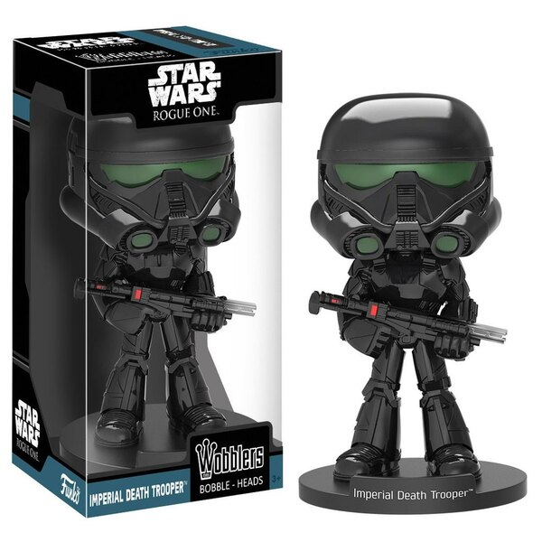 Star Wars Rogue One Wacky Wobbler Bobble Head Imperial Death Trooper 16 cm