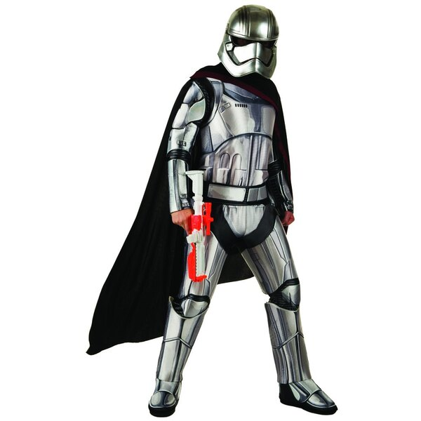 Star Wars Episode VII costume Deluxe Captain Phasma