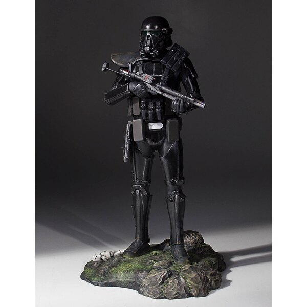 Star Wars Rogue One statuette Collectors Gallery 1/8 Death Trooper Specialist 27 cm