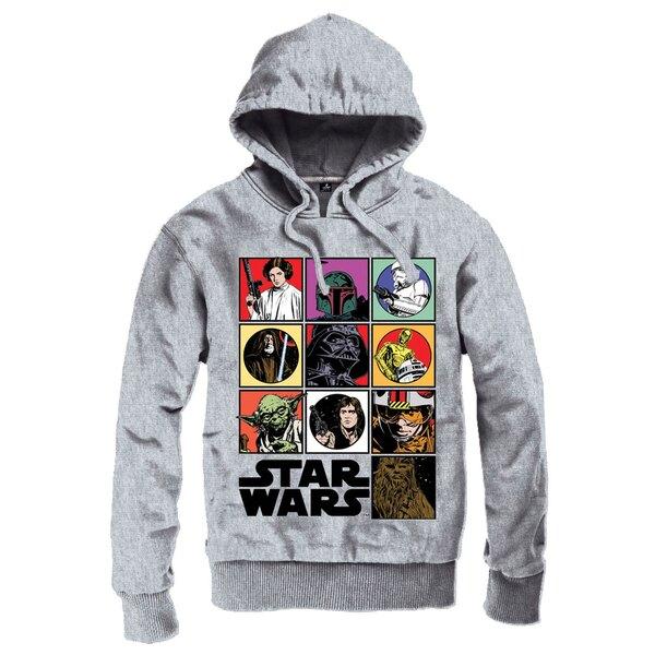 Star Wars Sweater à capuche Icon