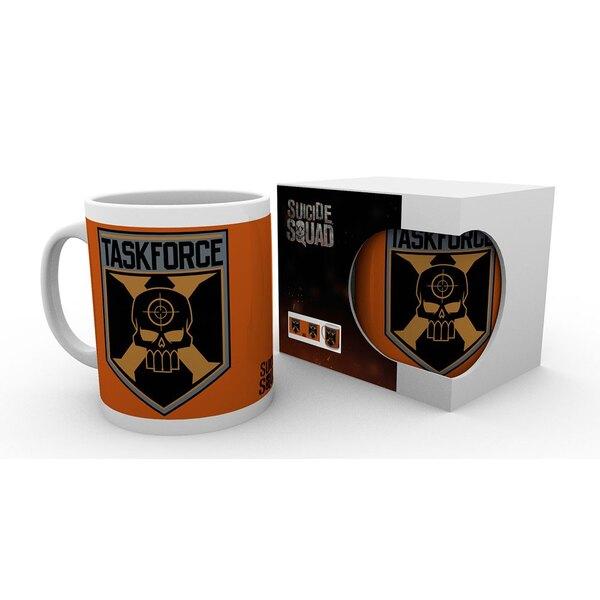 Suicide Squad mug Task Force