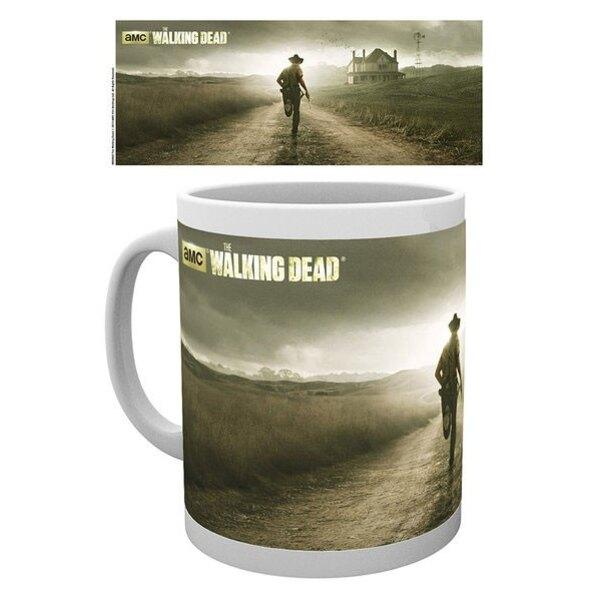 Walking Dead mug Running
