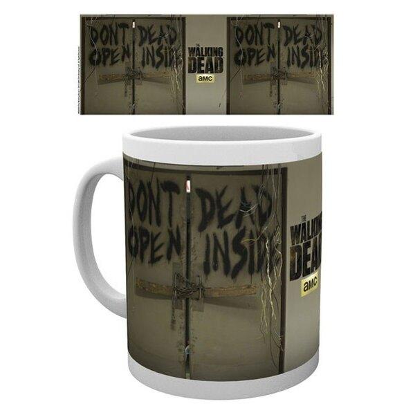 Walking Dead mug Dead Inside