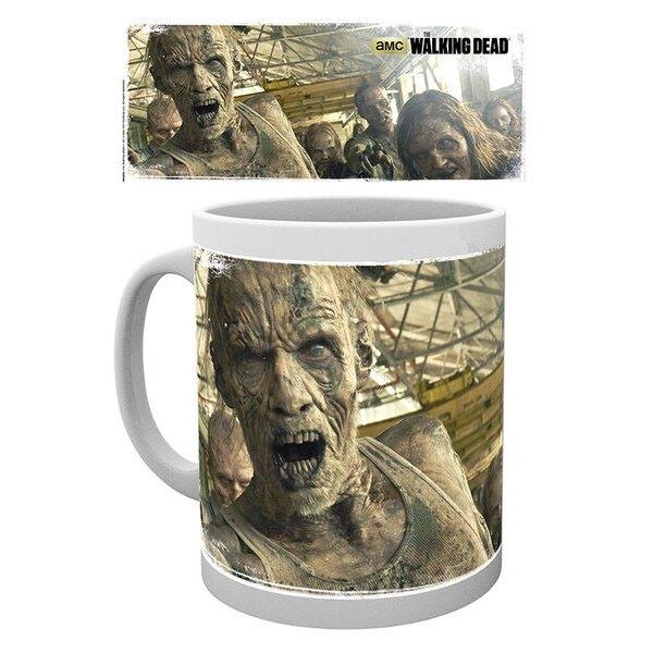 Walking Dead mug Walkers
