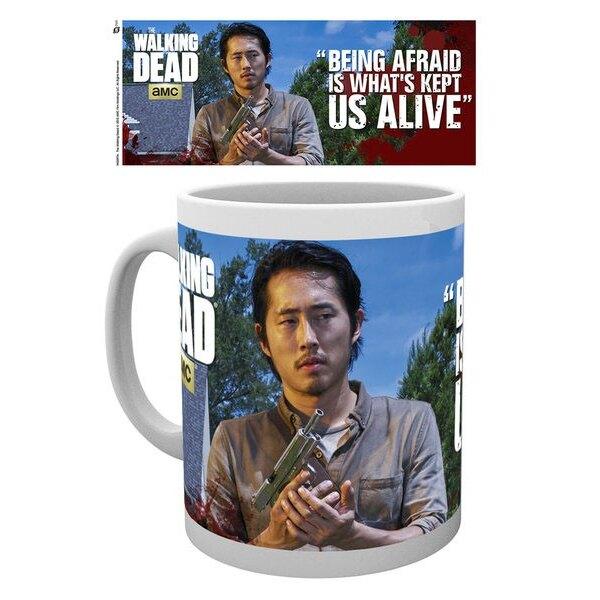 Walking Dead mug Glenn