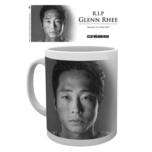 Walking Dead mug R.I.P Glenn