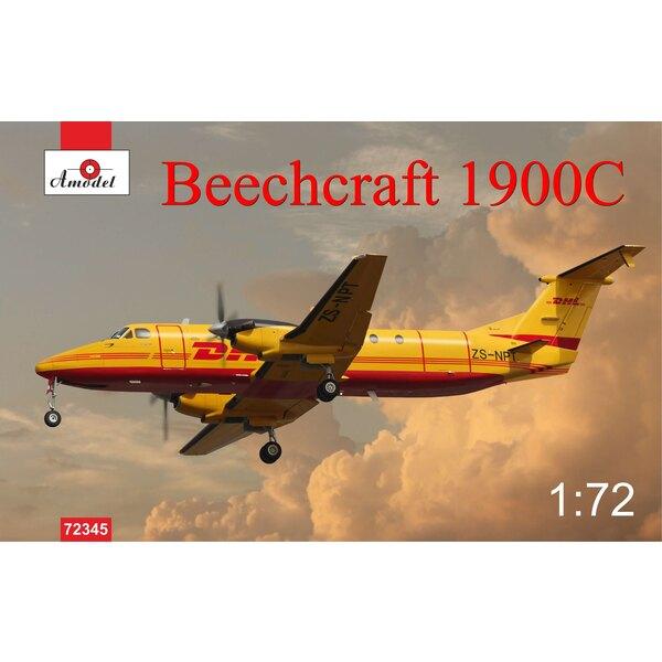 Beech 1900C DHL
