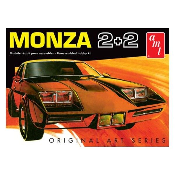Chevrolet Monza 2 + 2 build ou sur mesure
