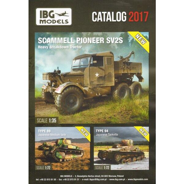 IBG 2017 Catalogue