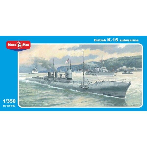 Britannique K-15 sous-marin