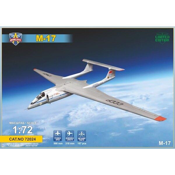 Myasishchev M-17 avec BONUS - Escaliers escamotables spéciaux inclus