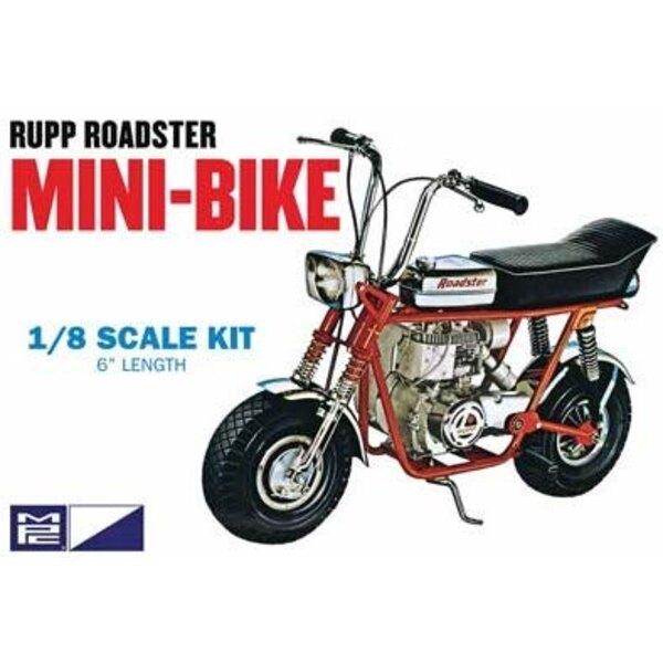Rupp Mini Bike rouge