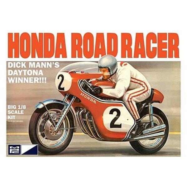 Dick Mann Honda 750 Racer Moto Route