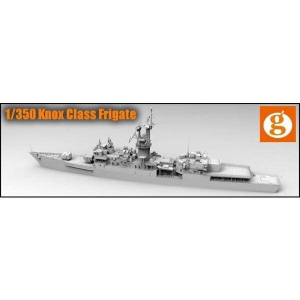 USS Robert E.Peary (FF-1073) (avec coque pleine ou Waterline) (numéro de kit N03-070-628)