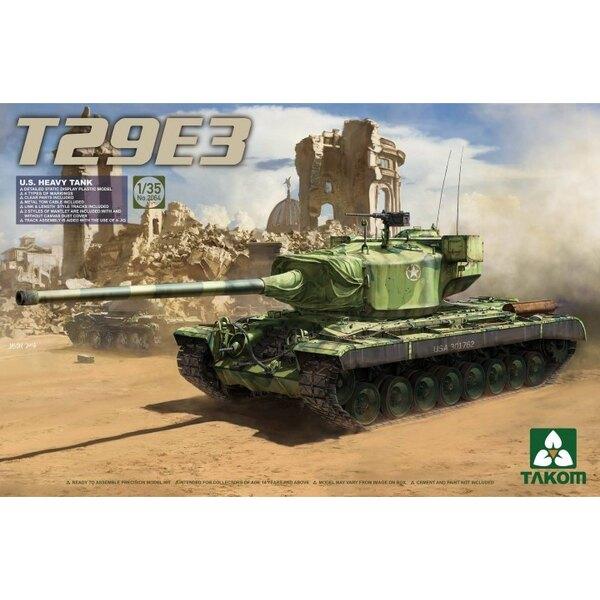 États-Unis Char lourd T29E3
