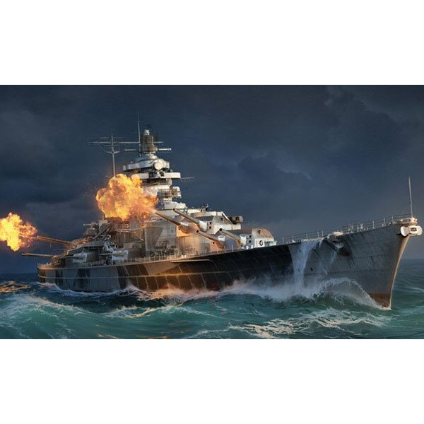 Tirpitz quotWorld of Warshipsquot