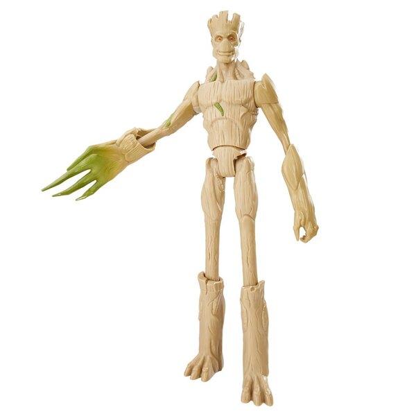 Les Gardiens de la Galaxie figurine Titan Hero 2017 Groot Extensible 30-38 cm