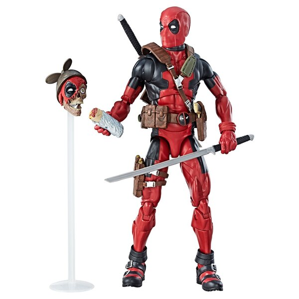 Marvel Legends Series 2017 figurine Deadpool 30 cm