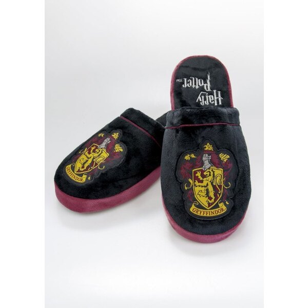 Harry Potter chaussons Gryffindor