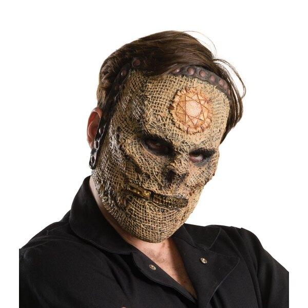 Slipknot masque vinyle Drums Face