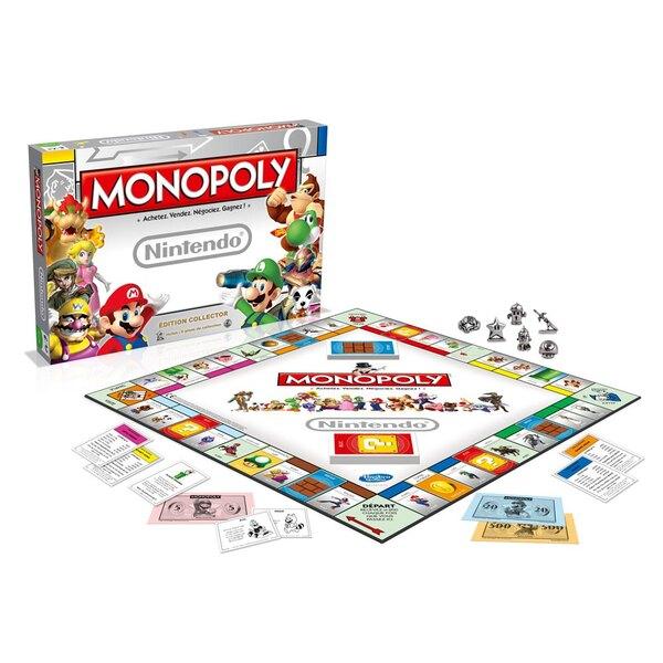 Nintendo jeu de plateau Monopoly *FRANCAIS*