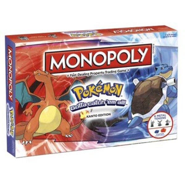 Pokemon jeu de plateau Monopoly *ANGLAIS*