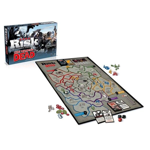 Walking Dead de plateau Risk *FRANCAIS*